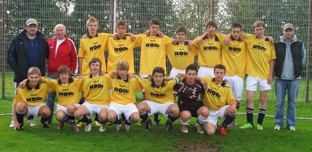 B-Jugend 2010