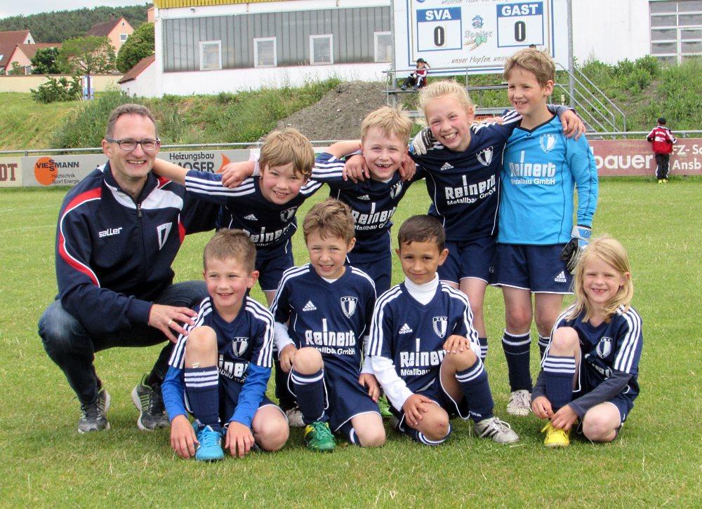 G-Jugend Team 2014/2015