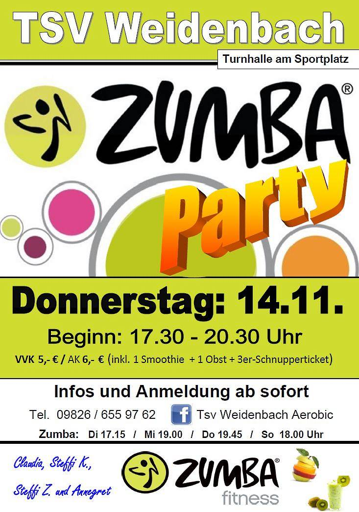 Zumbaparty_2013_Nov